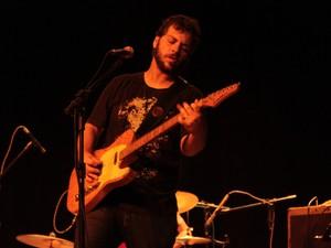 Felipe Cazaux é uma das atrações do Canoa Blues (Foto: / Divulgação)