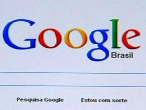 Site Google (Foto: Reprodução Globo News)