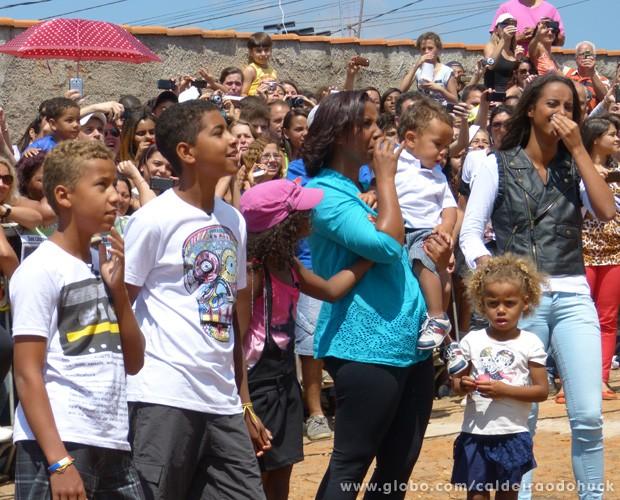 Lar Doce Lar em Pará de Minas (Foto: Caldeirão do Huck / TV Globo)