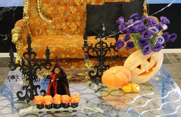 Decore sua casa para o Dia das Bruxas (Foto: Priscilla Massena/Gshow)