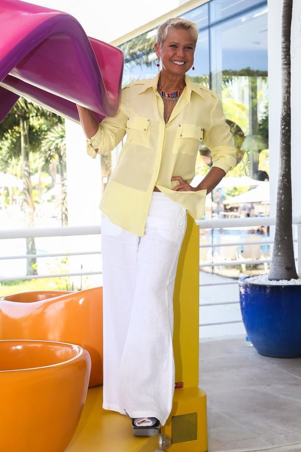 Xuxa (Foto: Manuela Scarpa / Foto Rio News)