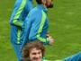 Leverkusen x Atlético: Chicharito é a aposta para passar pela melhor defesa