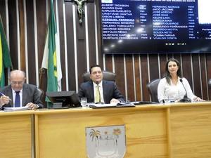 PSDB passa a ser o partido com maior número de deputados na ALRN (Foto: João Gilberto/ALRN)