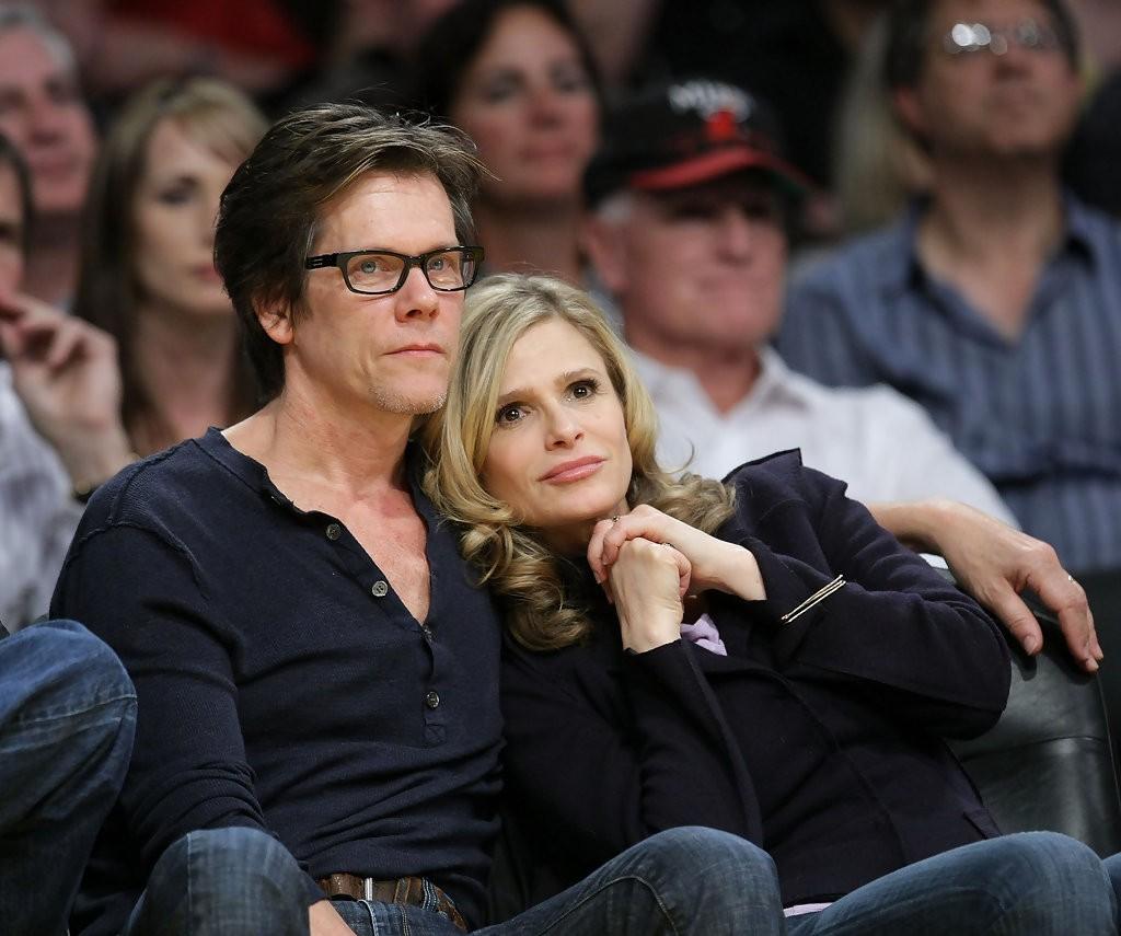 Kevin Bacon e Kyra Sedgwick (Foto: Divulgação)