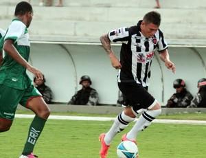 Rafael Oliveira, Botafogo-PB, amitoso, Alecrim-RN (Foto: Francisco França / Jornal da Paraíba)