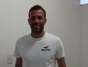 Gabriel CRB (Foto: Rosy Marques)