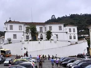 Museu de Ciência e Técnica da Escola de Minas (Foto: Divulgação/Lucas Conrado)