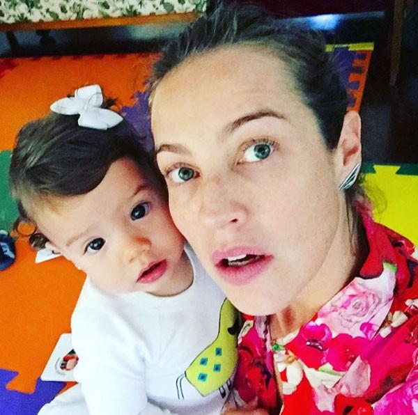 Liz e Luana Piovani (Foto: Reprodução Instagram)
