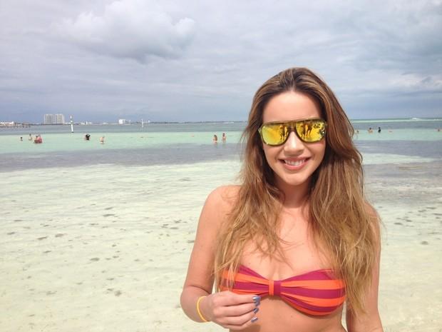 Renata Dominguez despedida de solteira (Foto: Divulgação)