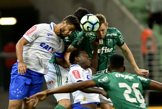 Palmeiras x Cruzeiro (Foto: Marcos Ribolli)