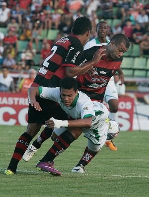 Icasa x Guarany de Sobral (Foto: Kid Júnior/Agência Diário)