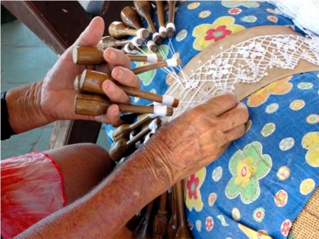 Artesãos de Cordeiro se reunem nesta quarta-feira (Foto: Ascom Cordeiro/Divulgação)