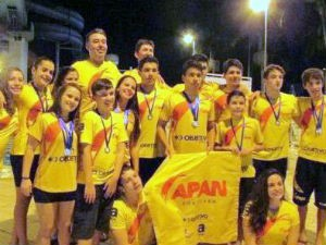 999da027f G1 - Natação sorocabana conquista 19 medalhas em Torneio Regional ...