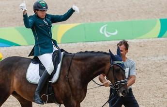 Brasileiro conquista segunda medalha de bronze no hipismo na Rio 2016