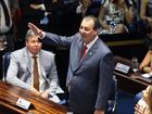 Omar toma posse como senador e foca Amazonas como prioridade