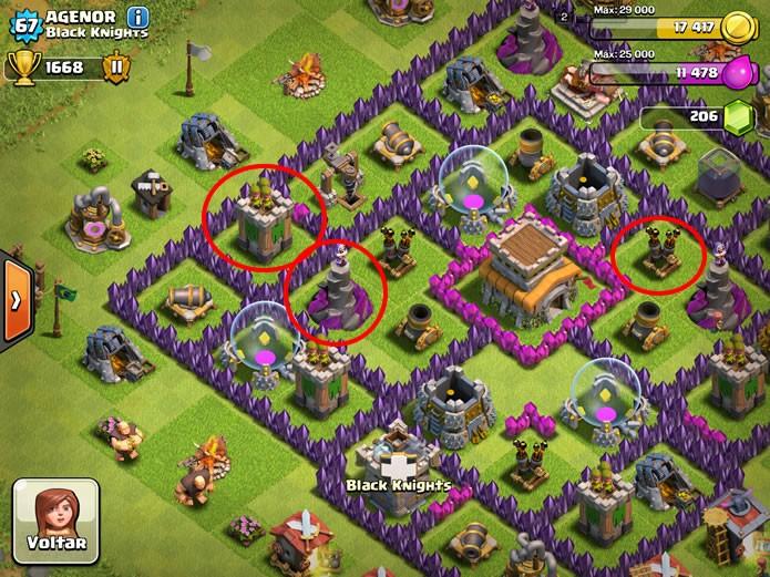 clash of clans  confira dicas para mandar bem no ataque e