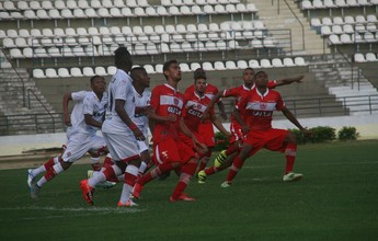 CRB joga bem, mas vê Vitória largar  na frente na Copa do Brasil Sub-20