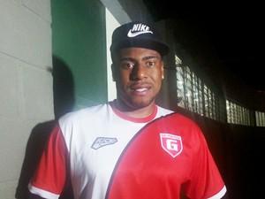 Marcelão Guarani-MG (Foto: Rafaela Borges)