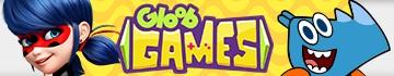 Já baixou o aplicativo Gloob Games? Jogos dos seus personagens favoritos!