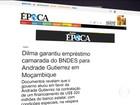 Governo teria facilitado empréstimo para Moçambique, diz Revista Época