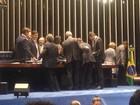 Senado abre inscrição de oradores para sessão do impeachment