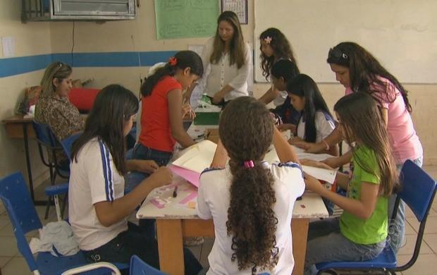 A ideia da programação é aproximar o pais da vida escolar do filhos (Foto: Roraima TV)