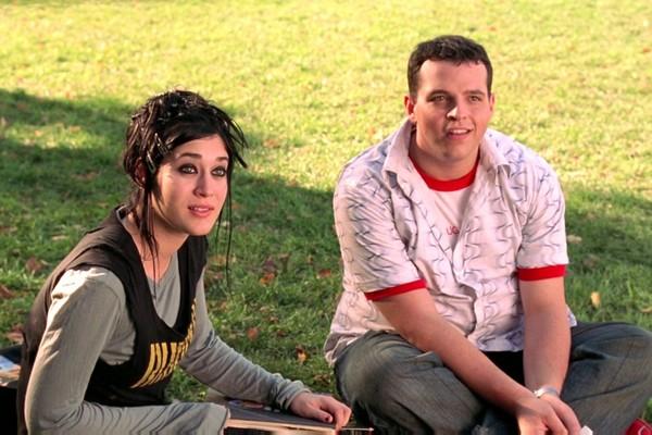 Daniel Franzese em Meninas Malvadas (2004) (Foto: Reprodução)