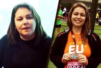 Empresária emagrece 30kg ao fazer corrida (Eu Atleta)