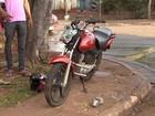 Jovem morre após bater motocicleta em árvore em Campo Grande