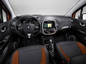 Renault Captur valoriza o espaço externo, segundo a montadora (Foto: Divulgação)