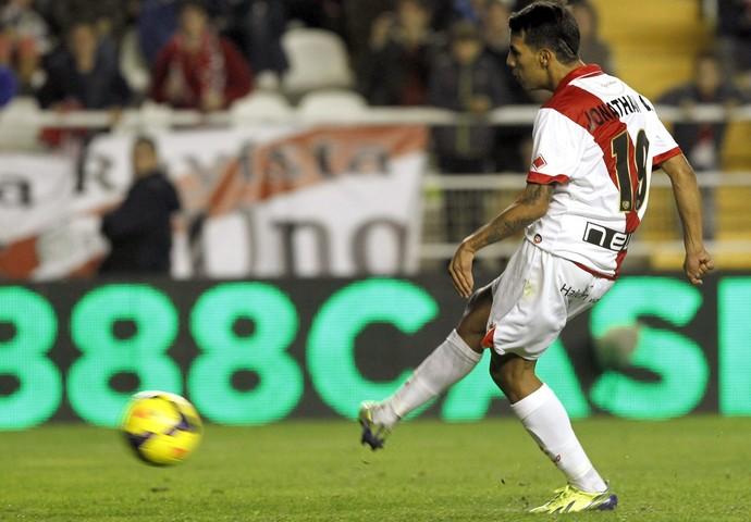 Jonathan Viera Rayo Vallecano (Foto: EFE)