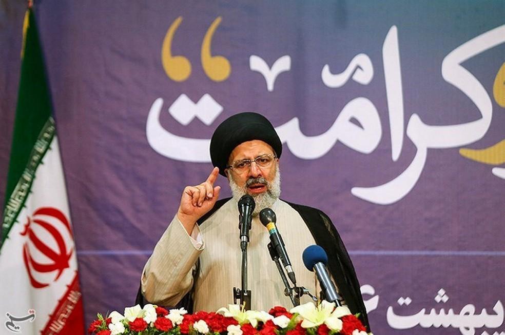 Ebrahim Raisi tem planos radicais caso chegue à liderança de Teerã (Foto: Reuters)