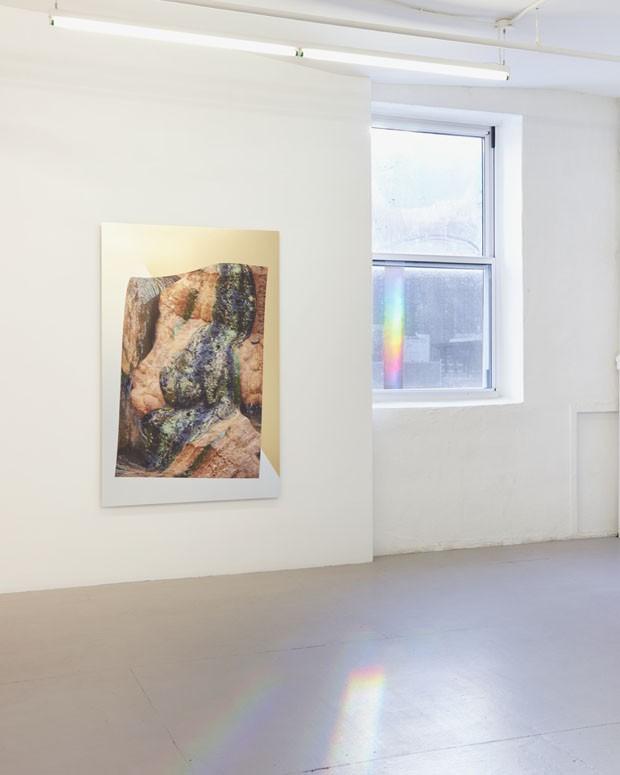 Exposição do artista Felipe Meres  (Foto: Cortesia do artista e da Company)