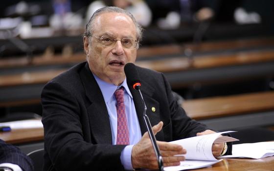 O deputado federal Paulo Maluf (Foto: Janine Moraes/Câmara dos Deputados)
