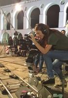 Marina Ruy Barbosa vai parar atrás das câmeras durante gravação