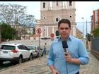 Três meses após teto desabar, Igreja São Benedito permanece interditada