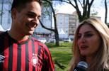 Conheça um casal de sócios do Furacão que vai a todos do Atlético-PR na nova Arena
