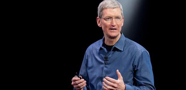 Tim Cook, CEO da Apple (Foto: Apple)
