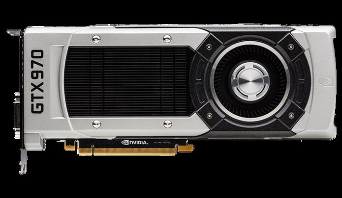 GeForce GTX 970 (Foto: Divulgação/Nvidia)  (Foto: GeForce GTX 970 (Foto: Divulgação/Nvidia) )