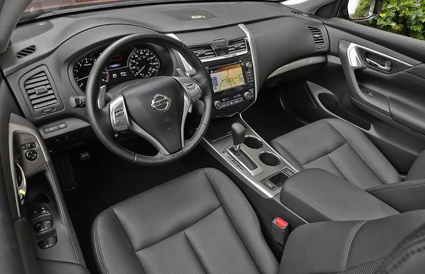 Nissan Altima (Foto: Nissan)