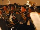 Banda Sinfônica de Cubatão, SP, faz apresentação destinada para crianças
