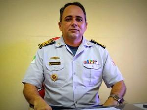 Coronel Dancleiton Pereira assume o comando-geral da PM no Rio Grande do Norte (Foto: Divulgação/PM)