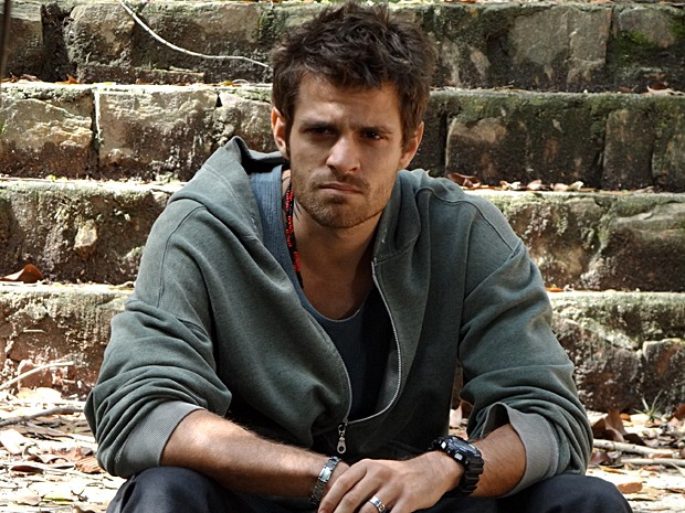 Alejandro Claveaux se interessou pelo personagem desde a primeira leitura (Foto: Malhação / TV Globo)
