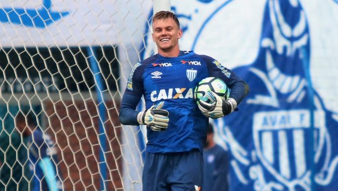 Douglas Friedrich Avaí (Foto: Jamira Furlani/Avaí FC)
