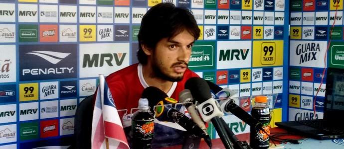 Tiago real; tiago real bahia; bahia (Foto: Esporte Clube Bahia )
