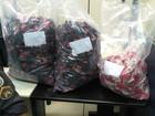 PM encontra carga de droga com sete quilos de cocaína em Petrópolis, RJ