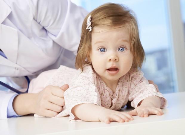 bebê; fofo; exame (Foto: ThinkStock)