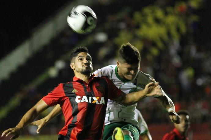 Sport x América-PE (Foto: Aldo Carneiro / Pernambuco Press)