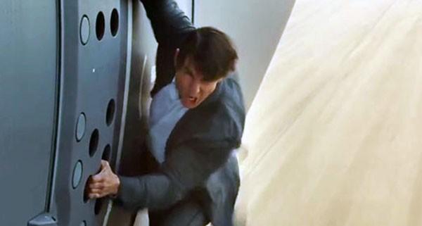 Tom Cruise em Missão: Impossível - Nação Secreta (2015) (Foto: Divulgação)