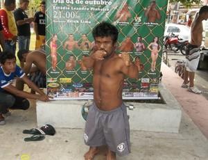 Polêmico tem três vitória em três lutas (Foto: Divulgação/Organização)